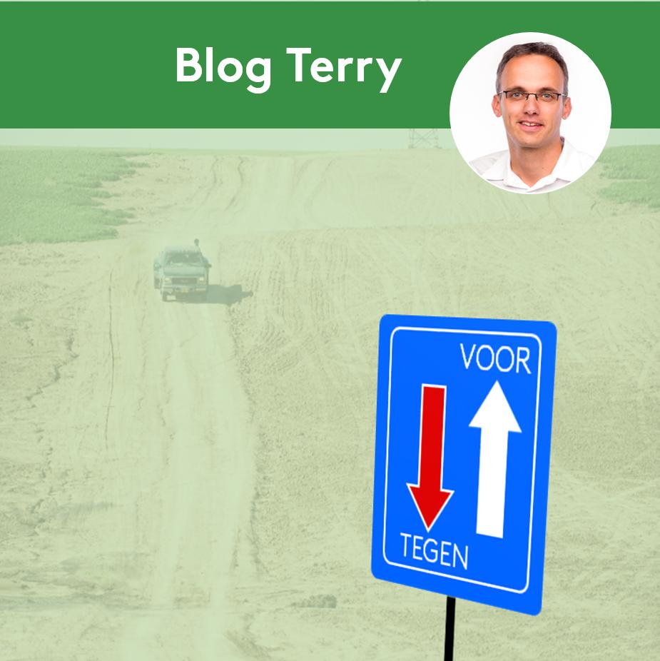 Blog - Terry - Investeren in de toekomst