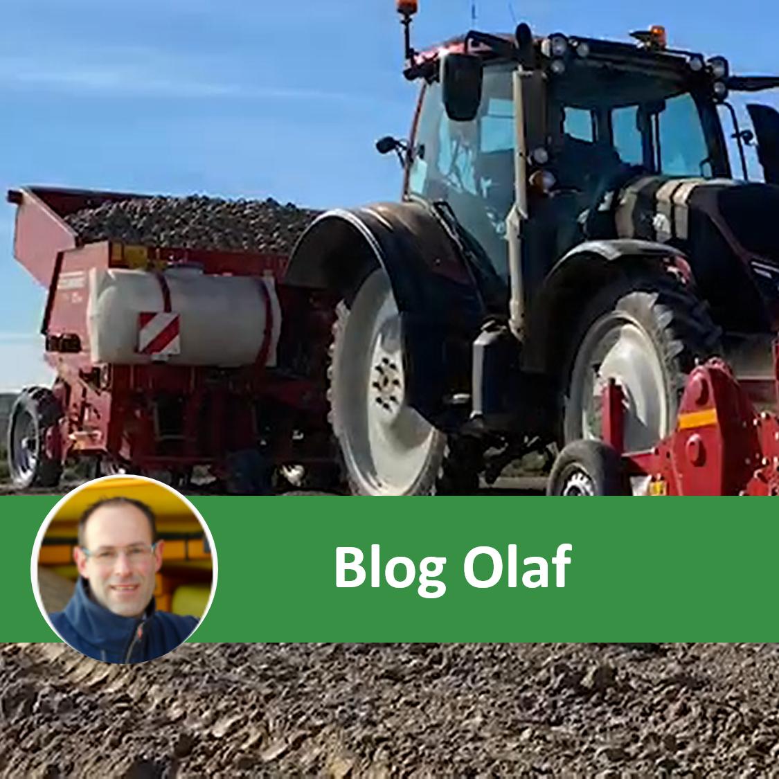 Blog - Olaf - Voorjaarswerk in Corona-tijdperk